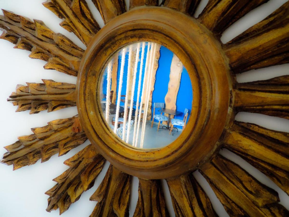 espelho lobby marina blue