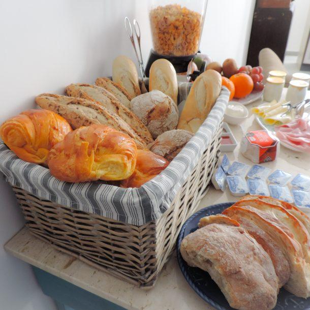 Pão Pequeno-almoço