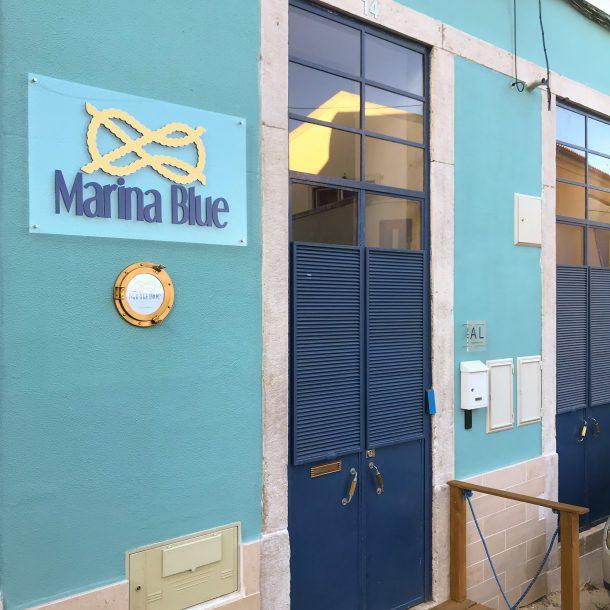Entrada MArina Blue