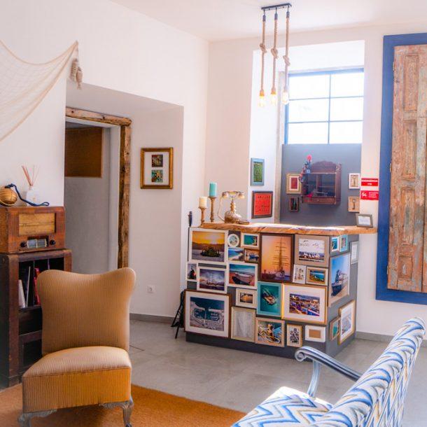 Reception MArina Blue Setúbal