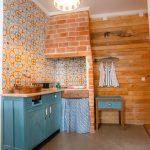 Cozinha apartamento Bombordo